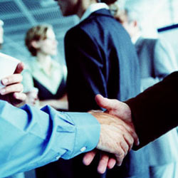 How to network effectively: choose your event carefully